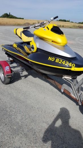 Location Jet-ski Seadoo Xp Limited Le Cellier