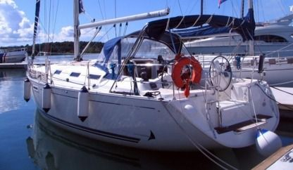 Charter Sailboat Dufour 385 Thessaloniki