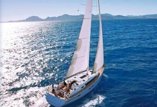 Bavaria 46 Cruiser in Seget Donji for hire