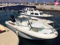 Motorboat 2001 Jeanneau 515 Cap Camarat for rental
