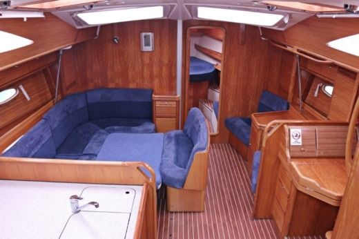 Sailboat Bavaria 44 Vision (2007) for hire
