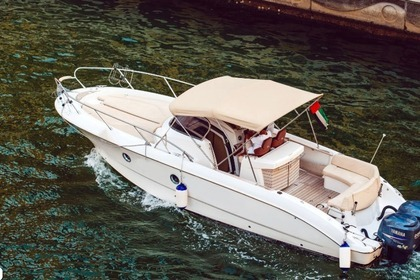 Hire Motorboat Sessa Marine 30 Dubai