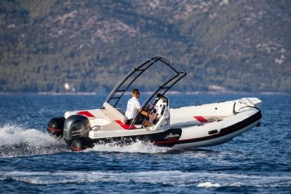 Rental RIB Boat Manta 555 (New) Zavala