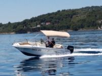 Motorboat Saver Saver 550 Open for rental