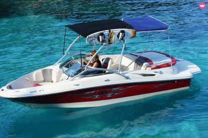 Charter Motorboat Sea Ray 195 Paxi