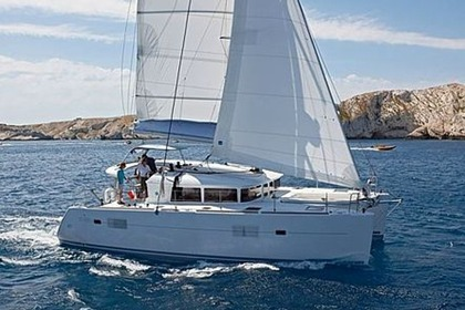 Location Catamaran LAGOON 400 L'Estartit