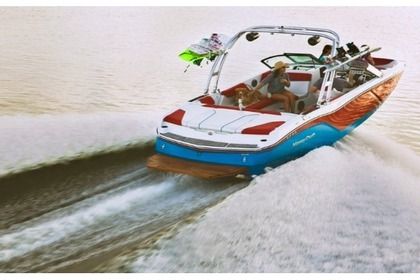 Rental Motorboat Mastercraft Nxt22 Lake Havasu City