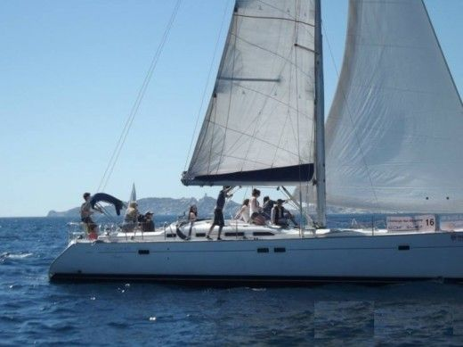 BENETEAU Oceanis 473 in Marseille for hire