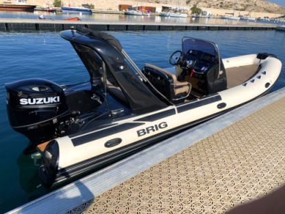 Location Semi-rigide Brig Eagle 650 Marseille