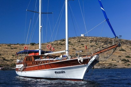 Hire Sailing yacht Gulet Piccolo Bodrum