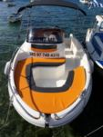 Motorboat An Marin 555