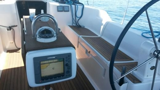 Dufour Grand Largue 425 a Ibiza da noleggiare