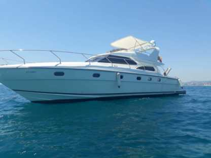 Alquiler Lancha Colvic Sunquest 57 Calafell