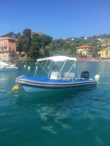 Rental RIB Gommonautica G48 Santa Margherita Ligure