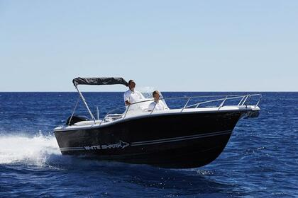 Rental Motorboat KELT WHITE SHARK 205 Le Lavandou
