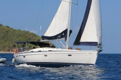 Rental Sailboat Bavaria 42 Grenada