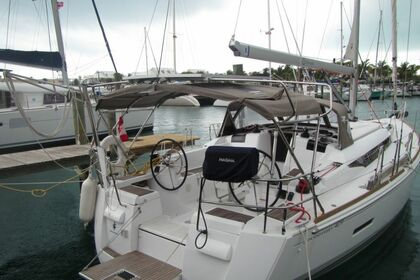 Rental Sailboat Jeanneau Sun Odyssey 409 Key West