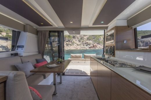 Fountaine Pajot My 37 à Saint-Florent entre particuliers