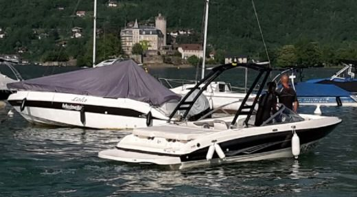 Bayliner Br185 Sport in Annecy for hire