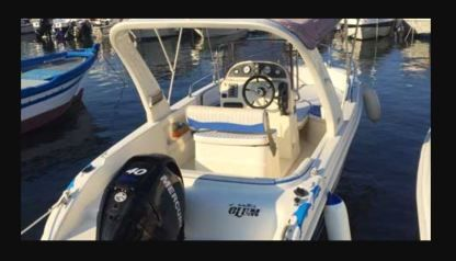 Charter Motorboat Blu Max 5.80 Arenella