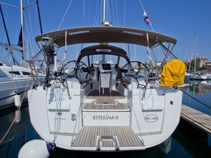 Rental Sailboat Jeanneau Sun Odyssey 409 Performance Šibenik