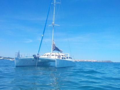 Rental Catamaran Soubise Galaxy Ajaccio