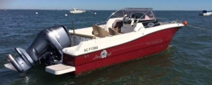 Miete Motorboot Pacific Craft 750 Sun Cruiser Arcachon