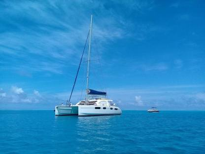 Location Catamaran Leopard Leopard 46 Papeete