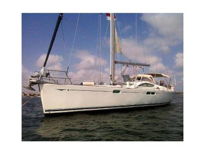 Rental Sailboat Jeanneau Sun Odyssey 54 Ds Gustavia