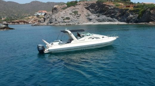 Motorboat Oceanic Alegria 37Ft (Reb. 2017) for hire