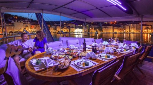 Gulet Allure E in Split