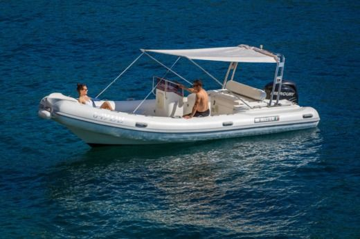 Master 660 Mercury Verado 200 Hp. in Dubrovnik for hire