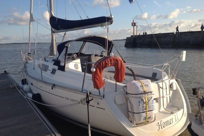 Rental Sailboat JEANNEAU Sun odyssey 29.2 DL Fouras