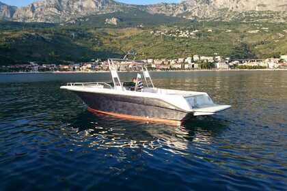 Charter Motorboat Sea Rat Sea Rat Podgora, Split-Dalmatia County