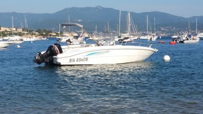 Rental Motorboat Fiart Mare Oasis 22 Saint-Florent
