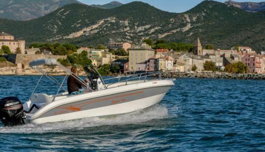Syros Salmieri 190 in Saint-Florent for hire