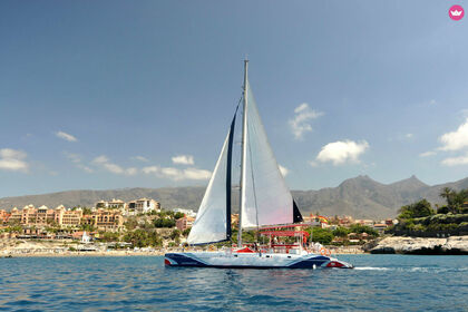 Rental Catamaran FOUNTAINE PAJOT TAHITÍ Costa Adeje