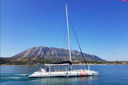Hire Catamaran Catamarán CIM82 Altea