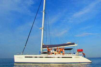 Rental Catamaran FOUNTAINE PAJOT MARQUISES Panama