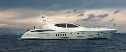 Charter Motorboat Arno Leopard 24 Antibes