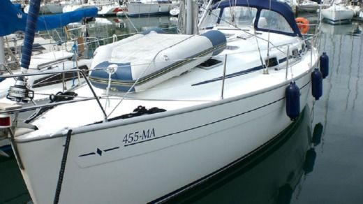 Bavaria 37 in Split peer-to-peer