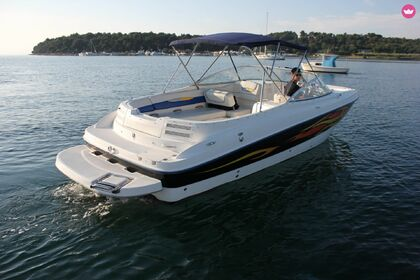 Rental Motorboat BAYLINER 249 DB Poreč