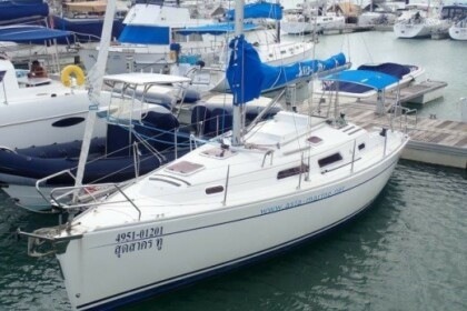 Hire Sailboat Hanse Hanse 315 Phuket