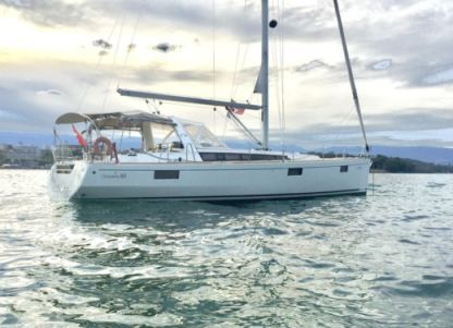 Rental Sailboat Beneteau Oceanis 48 Salerno