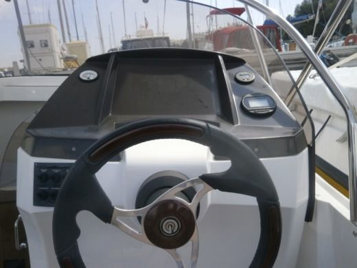 Motorboat GALEON 520 OPEN for hire