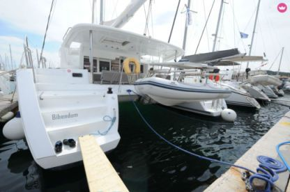 Location Catamaran Lagoon 450 Lavrion
