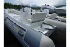 RIB Lomac 540 for hire