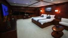 Charter motorboat in Hurghada