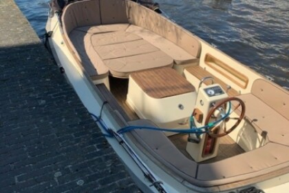 Hire Motorboat Maril 725 Haarlem