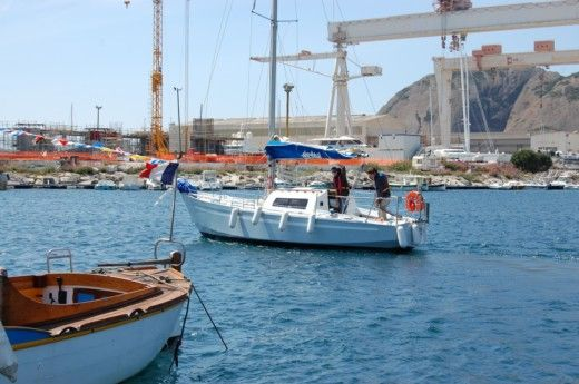 Amateur Sur Plan Harlé Armagnac in La Ciotat for hire